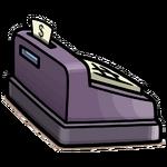 Rooms Shop 2012 cash register
