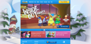 InsideOutPartyHomepageScreen2