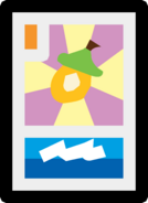 O BERRY card CJ mat