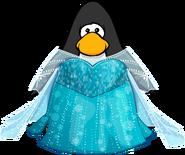 Elsa's Ice Queen Dress PC