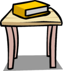 Log Table sprite 004