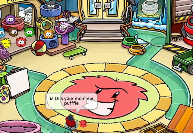 File:My puffle seeing his mom.png