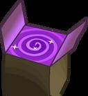 Lodge Attic Box Portal Open