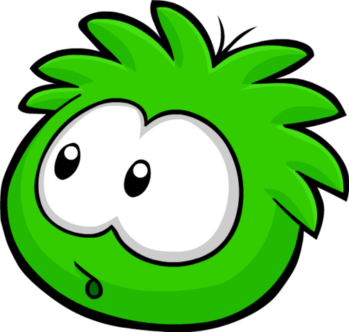 File:Green PuffleCurious.png
