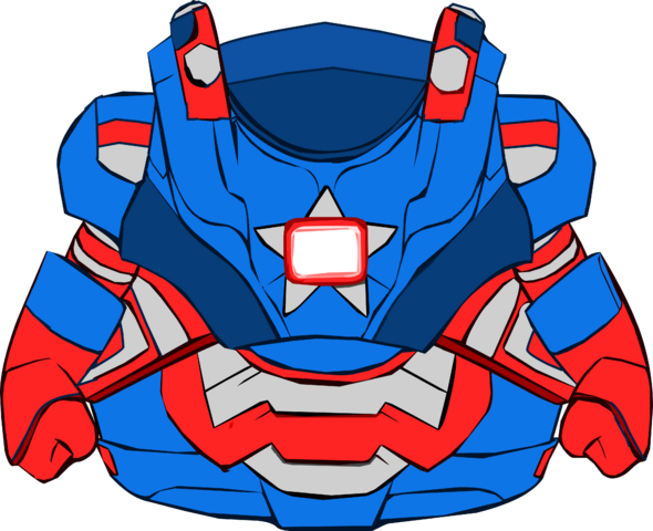File:Iron Patriot Armor clothing icon ID 4828.png