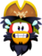 Emoji Scared Rockhopper