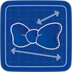 Blueprint Pre-tied Bow Tie icon