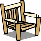 Log Chair sprite 008