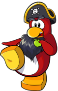 Rockhopper Surprised
