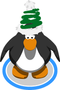 Holiday Spring Hat in-game