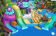 Puffle Party 2015 Cove