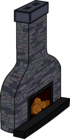 Cozy Fireplace sprite 001