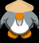 Sensei's former look