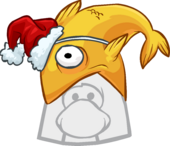 The Festive Fluffy icon