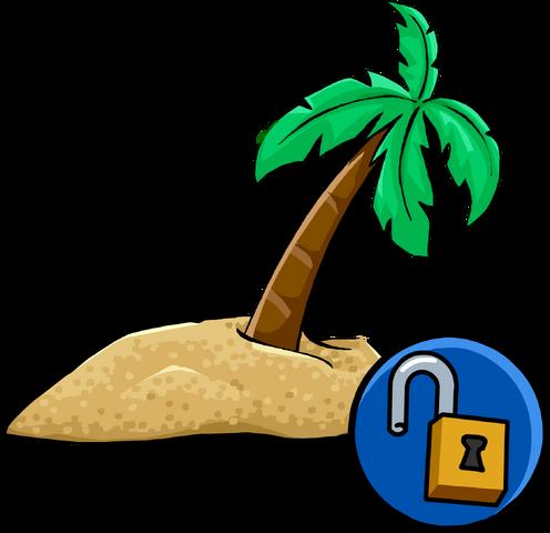 File:Desert Island unlockable icon.png