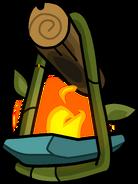 Hanging Torch sprite 001