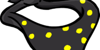 Polka-Dot Bandanna
