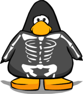 Skeleton Suit Player Card
