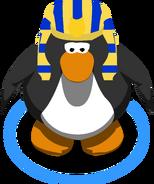 Pharaoh Headdress ingame