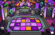 Puffle Party 2013 Night Club