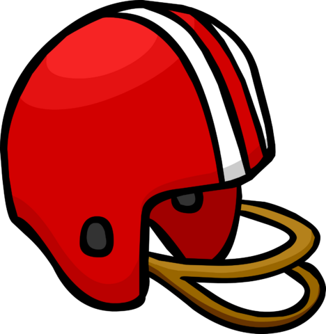 File:Red Football Helmet.PNG
