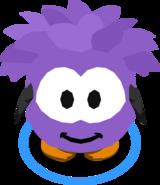 PurplePuffleCostumeItemInGameSprites
