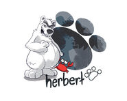 Herbert Signature Wallpaper