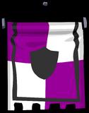 Purple Banner sprite 006