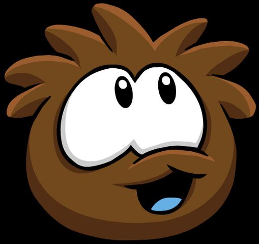 File:Brown PuffleLookingUp.png