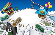 The Fair 2009 Ski Hill