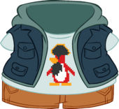 Pixelhopper Shirt icon