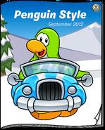 Penguin Style September 2012