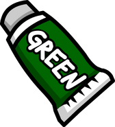 GreenFacePaint