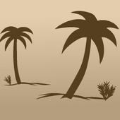 Oasis Background