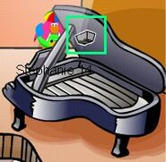 Cart Surfer Pin Pizza Parlor