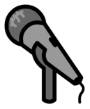 Microphone Pin