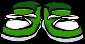 GreenSneakers