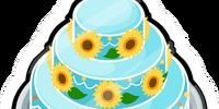 Birthday Cake Pin