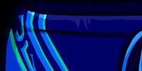 Blue Board Shorts