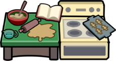 Make and Bake Kitchen