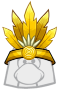 Pineapple Headband clothing icon ID 1443 updated