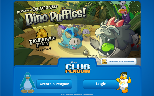 File:Prehistoric Party 2014 Login.png