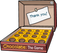 Box of Chocolates full award
