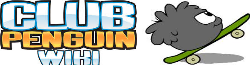 File:Club Penguin Wiki Logo Design I King123.png