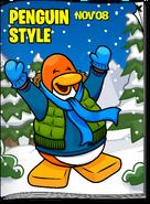 Penguin Style November 2008