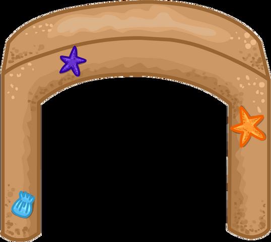 File:Sand Castle Arch.png