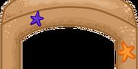 Sand Castle Arch