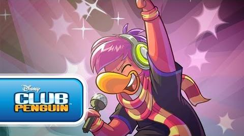 "Coming Soon New Cadence Track ""You've Got This"" - Disney Club Penguin"