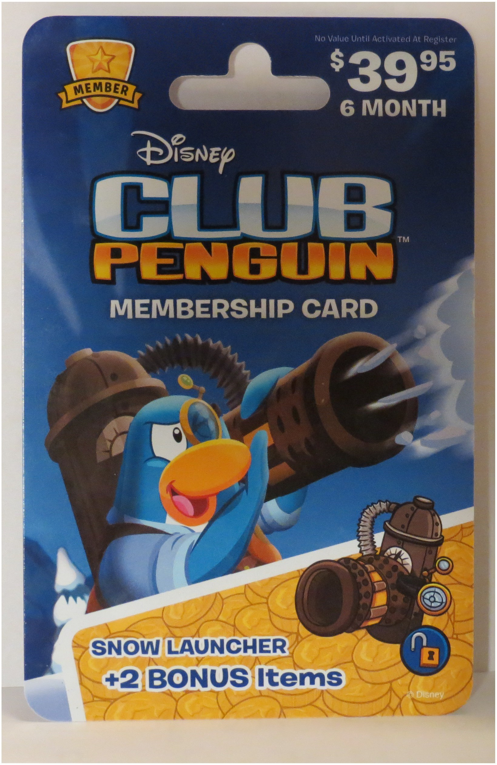 Club Penguin Game Cards & Items 2017