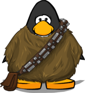 Chewbacca Costume PC
